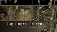 In Urban Sniper, accept your missions and track down the people you're hired to kill.