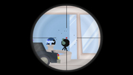 Get ready to be required to eliminate the target with no civilian casualties, forced to find it through the small scope of your sniper rifle.