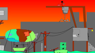Switching on buttons and levers or shooting cannons, <b>Industry</b> offers an enjoyable gameplay experience and a pleasant atmosphere.