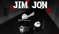 From sniper and car chase to point and click levels or puzzles, the two brothers Jim and Jon will use all their skills to survive.