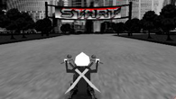Play this Stickman Racing Game where you will control Jon with his new bike racing against other in a 3D Stickman environment.